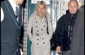 Gwyneth Paltrow : Elle profite trop de la Fashion Week parisienne ! Elle a une petite mine défaite !