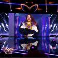 """Émission """"Mask Singer"""" diffusée le 28 novembre 2020 sur TF1."""
