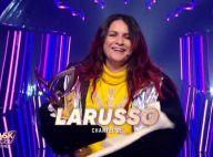 """Mask Singer - Larusso remporte la saison 2 : """"Une aventure incroyable"""" et de """"belles émotions"""""""