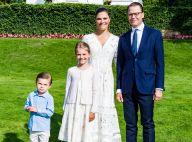 Victoria de Suède : C'est déjà Noël au château avec Estelle et Oscar, adorable Gingerbread