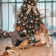 Jessica Thivenin avec son fil Maylone (1 an) et son mari Thibault Garcia sur Instagram
