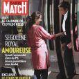 Ségolène Royal et André Hadjez en couverture de Paris Match
