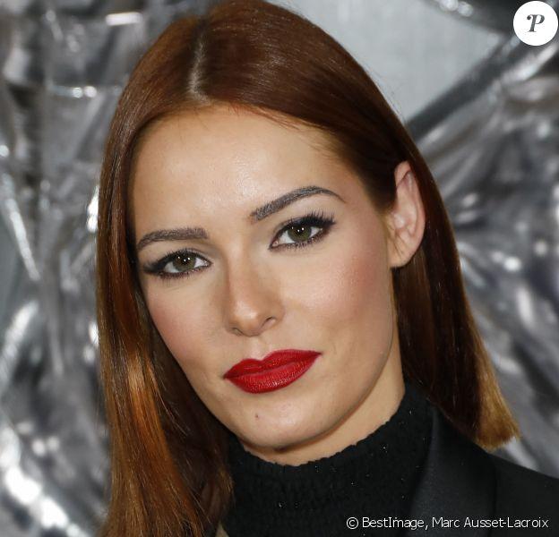"""Maëva Coucke (Miss France 2018) - Soirée de lancement de la nouvelle montre """"Iconic Link Daniel Wellington"""" à Paris. © Marc Ausset-Lacroix/Bestimage"""