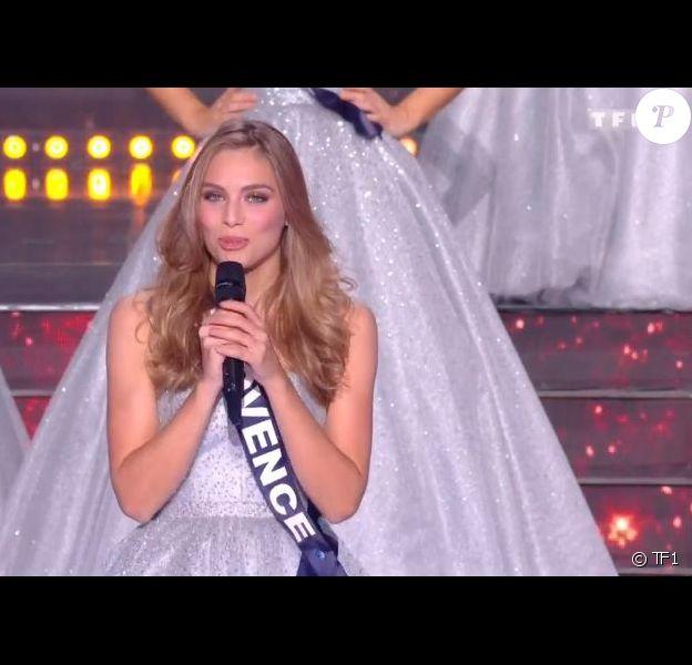 Miss Provence : April Benayoum parmi les 15 demi-finalistes - élection Miss France 2021 le 19 décembre 2020 sur TF1