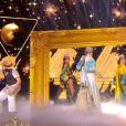 Denier défilé des 5 finalistes de Miss France 2021 le 19 décembre sur TF1