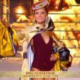 Miss Normandie   :   Amandine Petit   lors du dernier défilé des 5 finalistes de Miss France 2021 le 19 décembre sur TF1