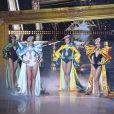 Dernier défilé des 5 finalistes de Miss France 2021 le 19 décembre sur TF1