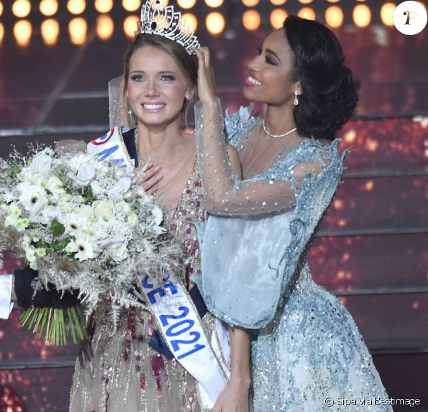 Miss Normandie : Amandine Petit gagnante de Miss France 2021 le 19 décembre en direct sur TF1