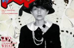 Tavi Gevinson : La petite surdouée de la mode... Anna Wintour n'a quà bien se tenir !