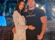 """Julia Paredes enceinte de son 2e enfant : un nouveau """"miracle"""" avec Maxime"""