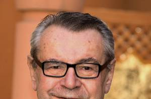 Milos Forman à Paris a vu