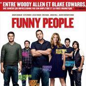 """Adam Sandler, Leslie Mann, Eric Bana, Seth Rogen... délirants dans le bêtisier de """"Funny People"""" !"""