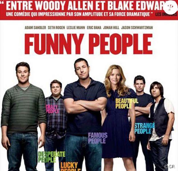 Des images de Funny People !