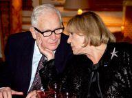 """Mort de Pierre Cardin : la """"vraie belle histoire d'amour"""" qu'il a vécu avec Jeanne Moreau"""