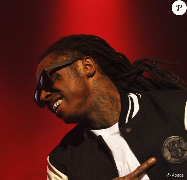 Lil Wayne au Zénith de Paris le 11 octobre 2009