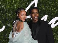 Rihanna en couple : la chanteuse grillée en pleine roucoulade avec A$AP Rocky