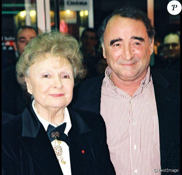 Archives - Odette Joyeux et Claude Brasseur au 8e Festival du film de Beauvais