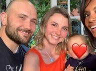 Nathalie (L'Amour est dans le pré) partage une rare photo de famille avec son fils