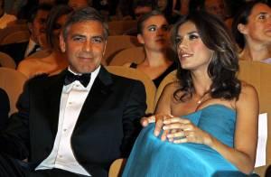 George Clooney : Une sublime Italienne nue dans ses bras... et ce n'est pas son Elisabetta !