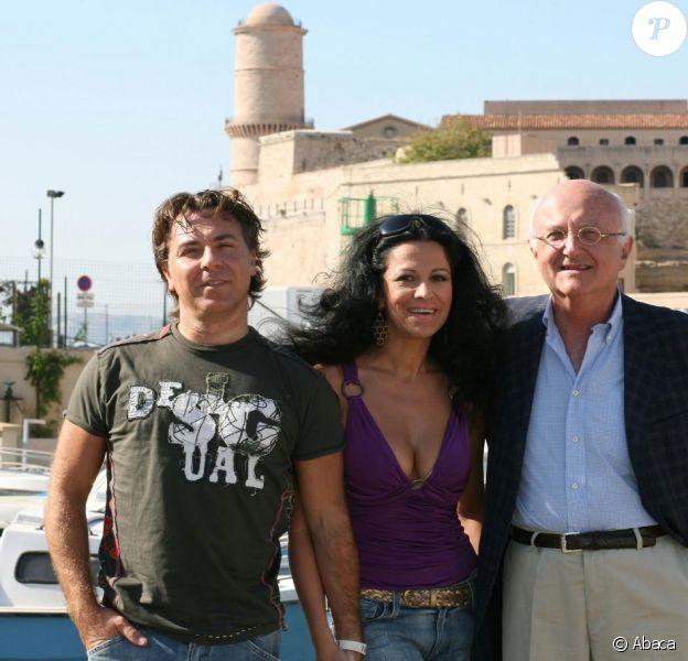 Angela Gheorghiu et Roberto Alagna aux côtés de Vladimir Cosma