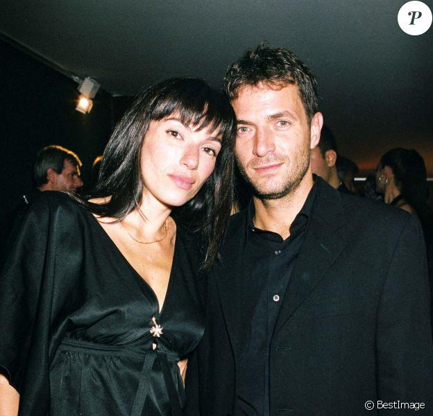 Aure Atika et Philippe Zdar - Inauguration de la maison Cartier aux Champs-Elysées de Paris.