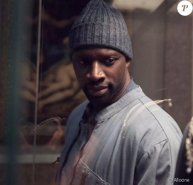 "Omar Sy dans la série ""Lupin""."