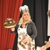 Quand Valérie Damidot fait son show... colat !