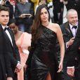 """Anouchka Delon - Montée des marches du film """"A Hidden Life"""" lors du 72ème Festival International du Film de Cannes, le 19 mai 2019."""