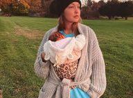 Gigi Hadid maman : elle révèle le prénom de sa fille, 4 mois après sa naissance !