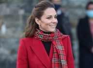 "Kate Middleton : Nouveau look de ""working mom"" et crinière XL, la duchesse surprend"