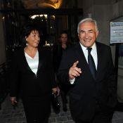 Anne Sinclair et DSK sont de... mariage !