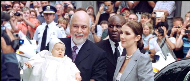 René-Charles Angélil a 20 ans : photos de son évolution look, le fils de Céline Dion métamorphosé