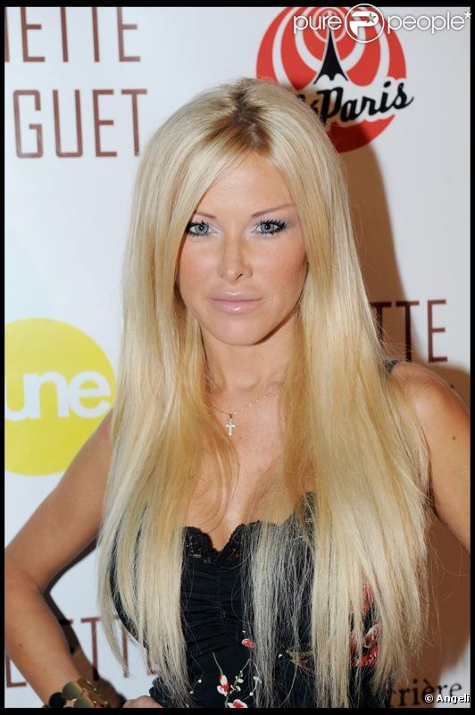 Angie de Secret Story