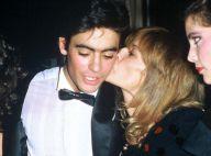 Anthony Delon en deuil : il rend un hommage énigmatique à sa mère, Nathalie Delon