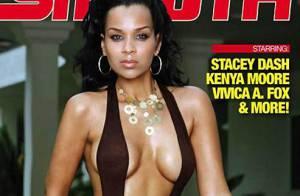 Découvrez la sensuelle Lisa Raye dénudée et se déhanchant langoureusement...