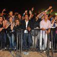 Concert pour la tolérance à Agadir, le 17 octobre 2009