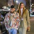 Gigi Hadid et Zayn Malik sont allés dîner au restaurant IL Buco avec B. Hadid et D. Lipa pour l'anniversaire de Yolanda Hadid (la mère de Bella et Gigi) à New York, le 11 janvier 2020. Gigi Hadid et Zayn sont-ils de nouveau en couple?