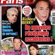 """Benjamin Castaldi dans le magazine """"Ici Paris"""" du 10 février 2021."""