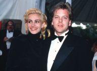 Julia Roberts, son mariage avorté avec Kiefer Sutherland : elle s'est enfuie trois jours avant !
