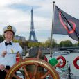 Stéphane Bern, capitaine du Love Boat parisien