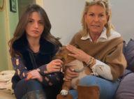 """Caroline Margeridon """"traumatisée et choquée"""" par son cambriolage : avec sa fille Victoire pour parler"""