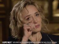 """Hélène de Fougerolles, sa fille Shana atteinte d'autisme : """"J'ai eu peur qu'on me retire la garde"""""""