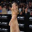 En 2009, Sienna Miller entame une grande promotion à travers le monde, pour le blockbuster G.I. Joe.