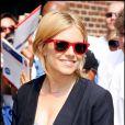Sienna Miller a le style dans la peau. Wayfarer rouges sur le nez, l'actrice séduit par son look toujours impeccable.