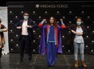 """Victoria Abril en roue libre sur le """"coronacircus"""" : sans masque, elle assume être complotiste"""