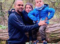 Tony Parker : Ses fils Liam et Josh, fans de son équipe de toujours