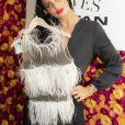 "Sylvie Ortega Munoz - Soirée ""Grazia Maroc x Alexandra Zimmy LOVES Natan"" lors de la fashion week de Paris. Le 2 octobre 2020 © Perusseau-Tribeca / Bestimage"