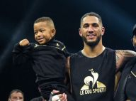 Tony Yoka : Soutenu par son fils Ali, 3 ans, après sa victoire par KO