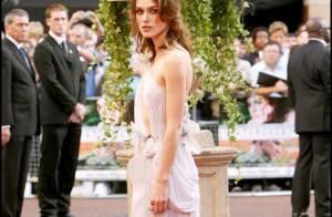 Keira Knightley veut faire mieux... que l'icône Audrey Hepburn et Scarlett Johansson !