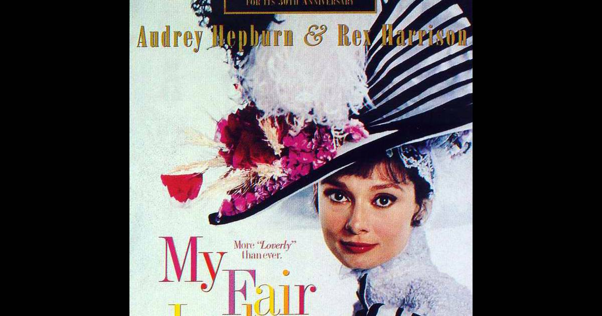 a segmentation chart of my fair lady by george cukor